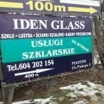 iden glass szyldy