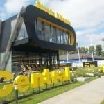 Central Park Ursynów w 3D w Warszawie