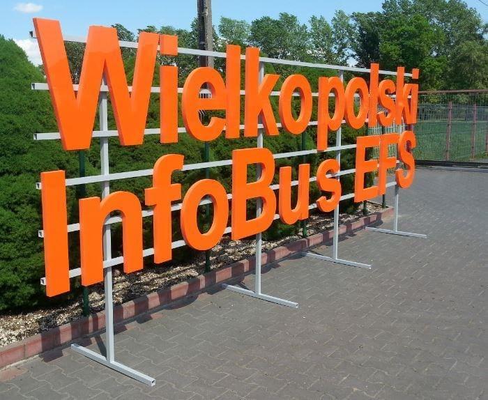 Wielkopolski infobus EFS